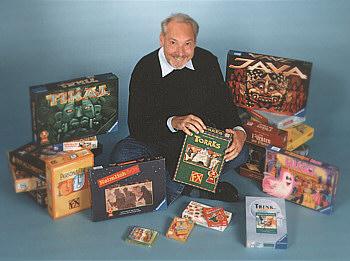 Wolfgang Kramer und seine Gesellschaftsspiele