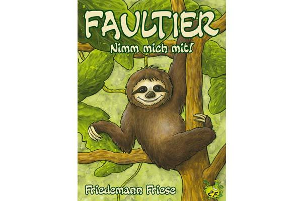 Rennspiel Faultier - Foto von 2F-Spiele