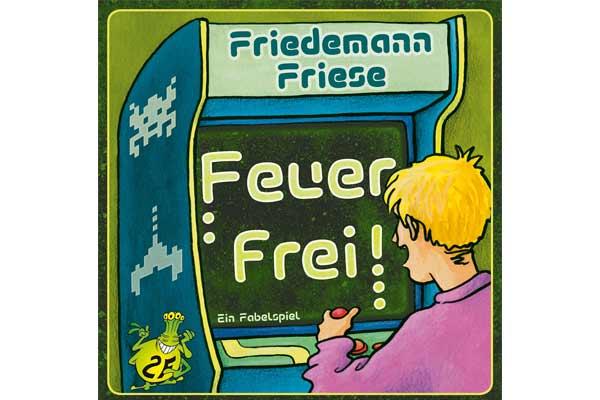 Feuer frei! - Schachtel - Foto von 2F-Spiele