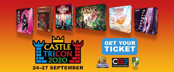 CastelTriCon von Heidelbär Games