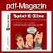kostenloses Spielemagazin als pdf-Heft