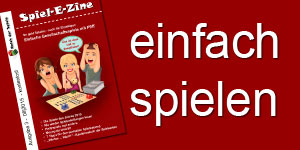 Spiel-E-Zine - kostenloses Spielemagazin