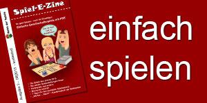 Spiel-E-Zine - kostenloses Spielemagazin