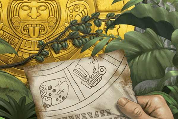 Deckscape: Das Geheimnis von Eldorado - Ausschnitt - Foto von Abacusspiele