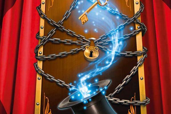 Deckscape: Hinter dem Vorhang - Ausschnitt - Foto von Abacusspiele