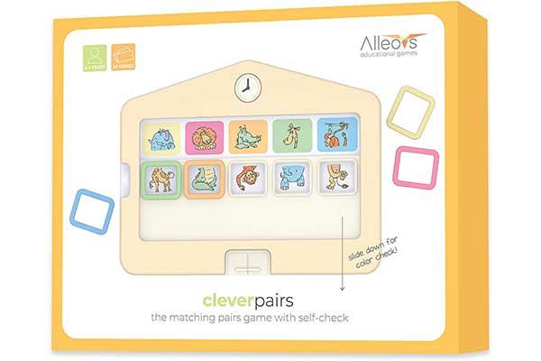 Schachtel CleverPairs - Foto von Alleovs