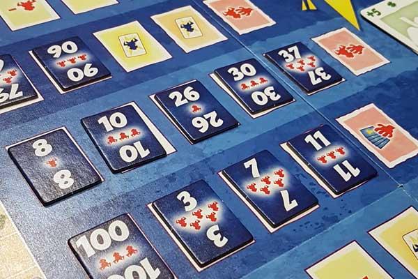 6 nimmt! - Brettspiel - Zahlenreihen - Foto von Axel Bungart