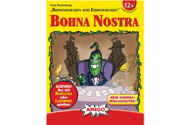 Bohna Nostra - Schachtel - Foto von Amigo Spiele
