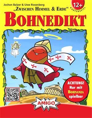 Bohnanza - Bohnedikt - Foto von Amigo Spiele