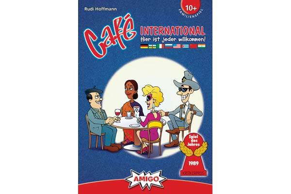 Gesellschaftsspiel Café International - Foto von Amigo Spiele
