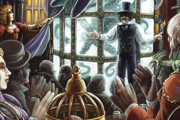 Carnival of Monsters - Auschnitt - Foto von Amigo Spiele
