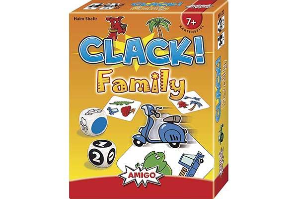 Clack Family - Schachtel - Foto von Amigo Spiele