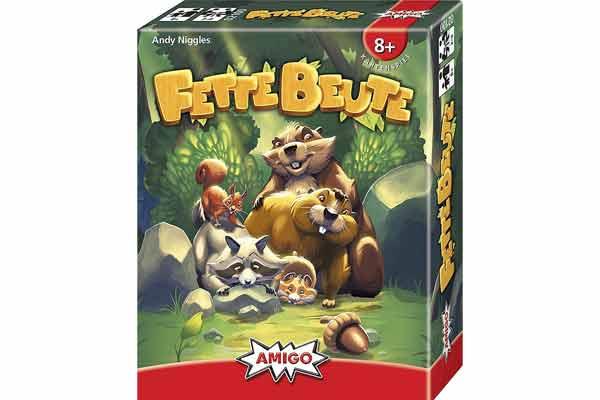 Fette Beute - Schachtel - Foto von Amigo Spiele