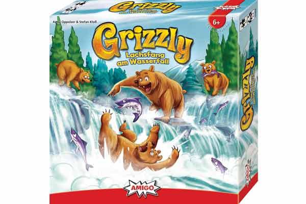 Familienspiel Grizzly - Foto von Amigo Spiele