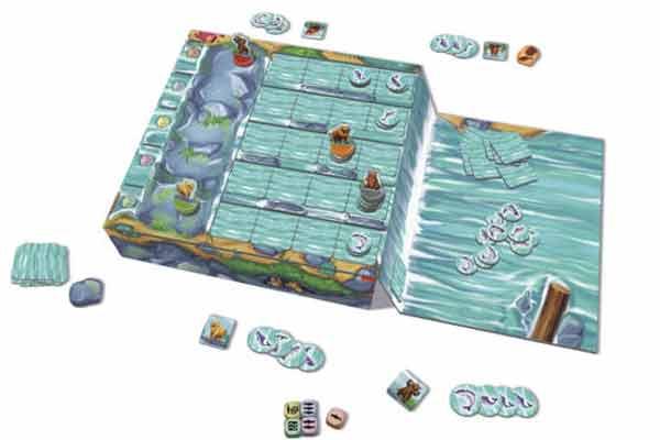 Material bei Grizzly - Foto von Amigo Spiele