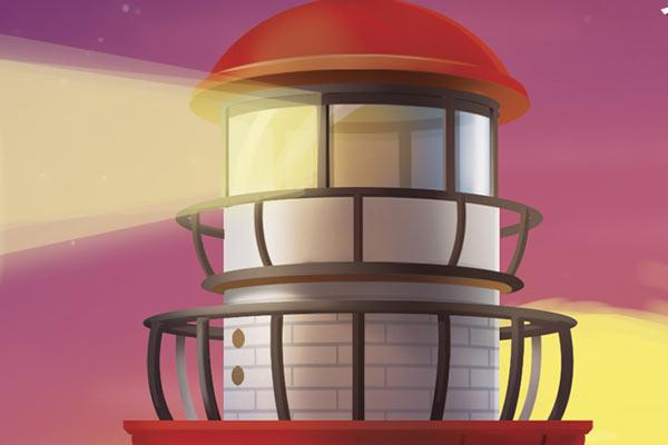 Lighthouse Run - Ausschnitt - Foto von Amigo Spiele