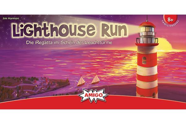 Brettspiel Lighthouse Run - Foto von Amigo Spiele