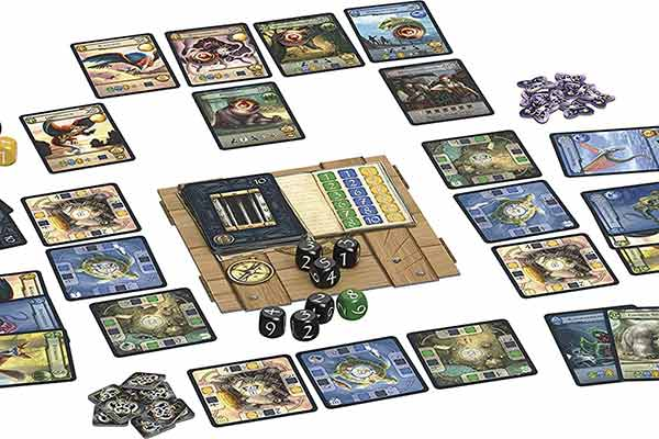 Monster Expedition - Aufbau - Foto von Amigo Spiele