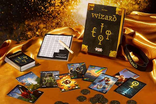 Wizard: 25 Jahre Edition - Material - Foto von Amigo Spiele