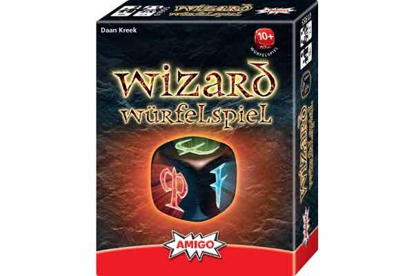 Wizard - das Würfelspiel - Foto von Amigo Spiele