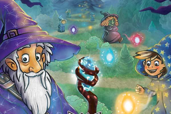 Zauberberg - Ausschnitt - Foto von Amigo Spiele