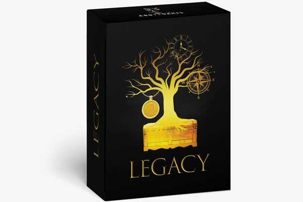 Legacy - Quest for a Family Treasure - Schachtel - Foto von Argyx
