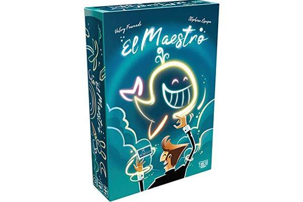 El Maestro - Schachtel - Foto von Asmodee