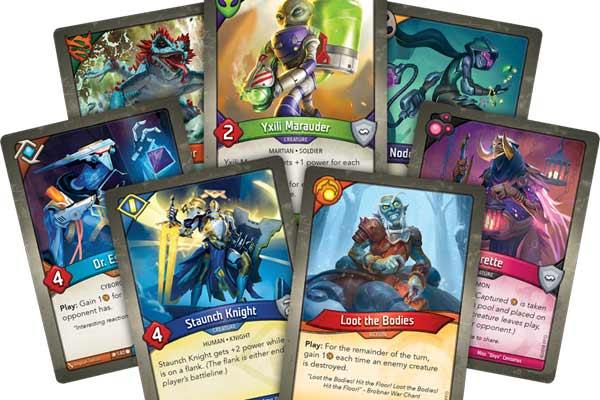 Spielkarten Keyforge: Ruf der Archonten - Foto von Fantasy Flight Games