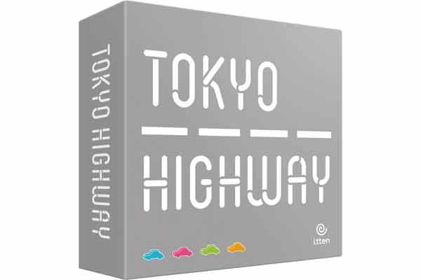 Tokyo Highway - Schachtel - Foto von Asmodee