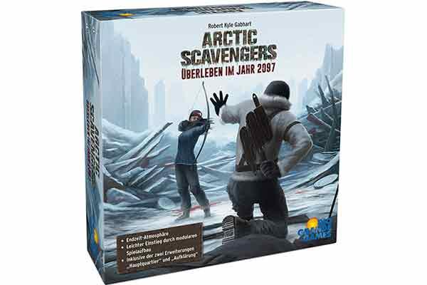 Arctic Scavengers - Schachtel - Foto von ASS