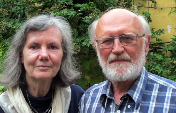 Erika und Martin Schlegel - Forto: Annette Salomo