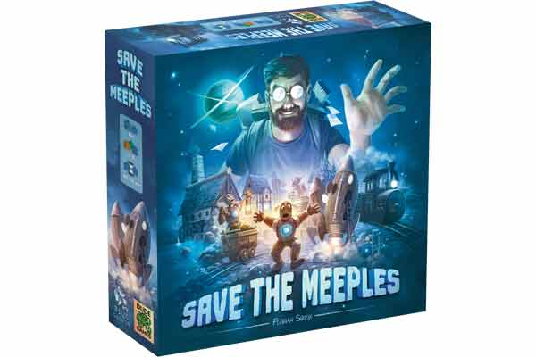 Save The Meeples - Schachtel - Foto von Blue Cocker