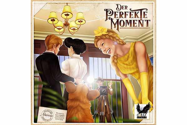 Der perfekte Moment - Schachtel - Foto von Corax Games