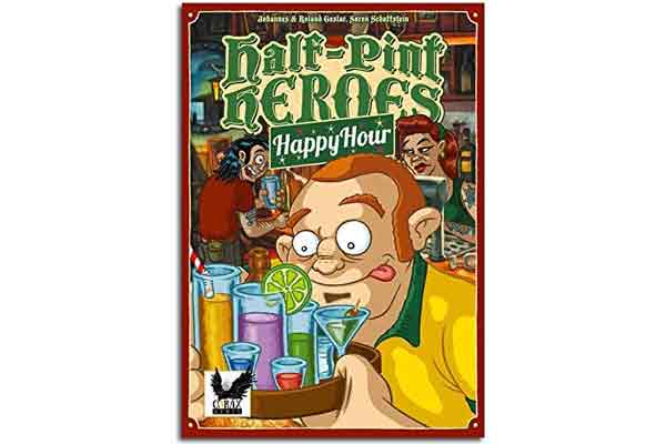 Half Pint Heroes: Happy Hour - Erweiterung - Corax Games