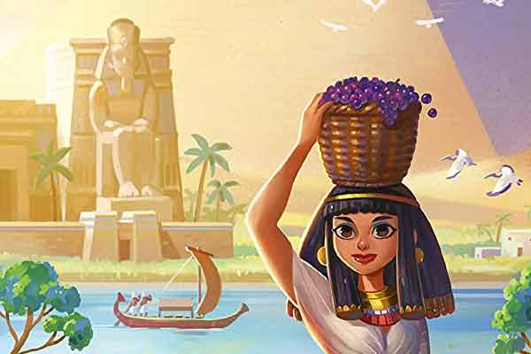 Min-Amun - Ausschnitt - Foto von Kobold Spieleverlag