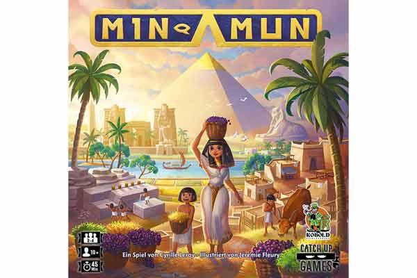 Min-Amun - Schachtel - Foto von Kobold Spieleverlag