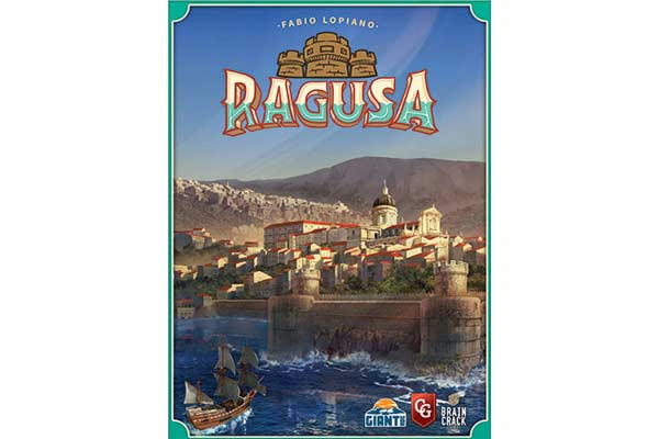 Spielschachtel Ragusa - Foto von Braincrack Games/Giant Roc