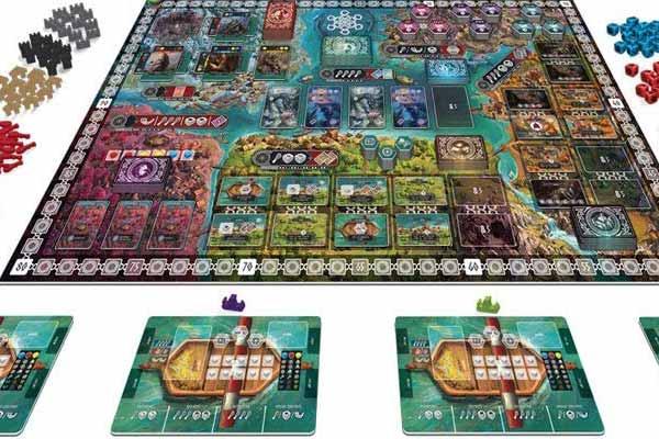 Reavers Of Midgard - Material - Foto von Corax Games