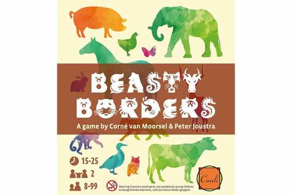 Beasty Borders - Schachtel - Foto von Cwali