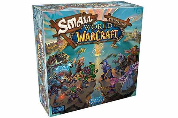 Small World Of Warcraft - Schachtel - Foto von Days Of Wonder