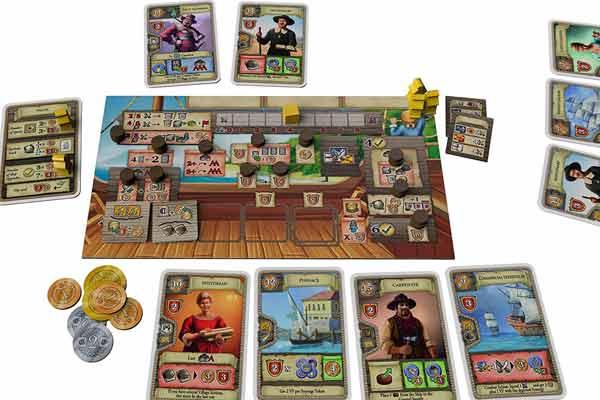 Maracaibo - Tableaus - Foto von dlp Games