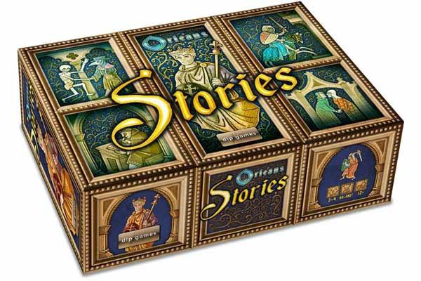 Orleans Stories - Schachtel - Foto von dlp Games