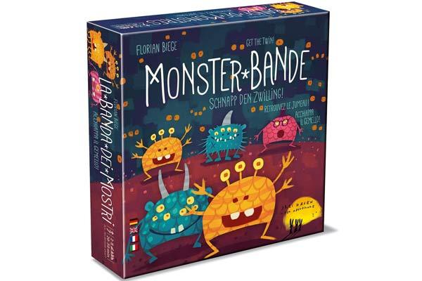 Monsterbande - Schachtel - Foto von Drei Hasen in der Abendsonne