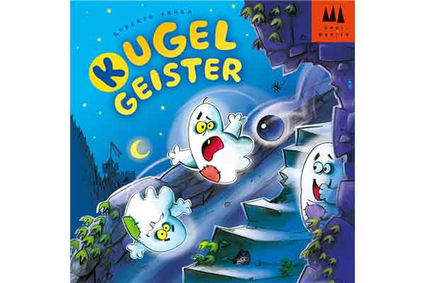 Kinderspiel Kugelgeister - Foto von Drei Magier Spiele