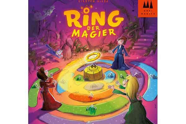 Ring der Magier - Grafik - Foto Drei Magier Spiele