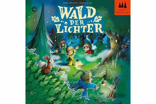 Wald der Lichter - Schachtel - Foto von Drei Magier Spiele