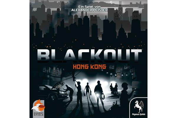 Kennerspiel Blackout: Hong Kong - Foto von eggertspiele