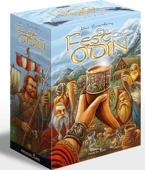 Schachtel von Ein Fest für Odin - Foto Feuerland Spiele