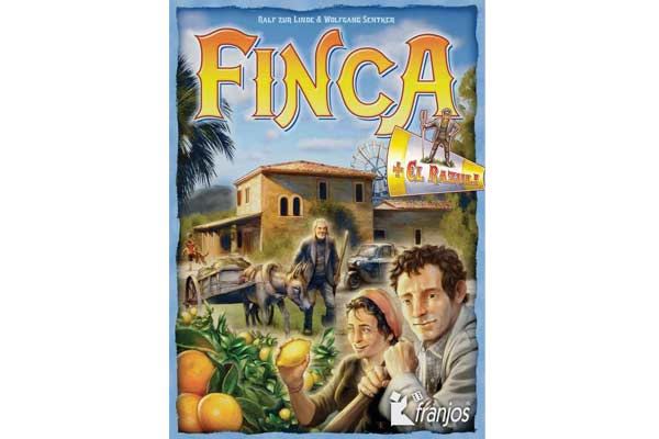 Finca - Auflage 2018 - Foto von franjos Spieleverlag