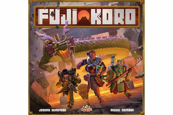 Fuji Koro - Schachtel - Foto von Game Brewer